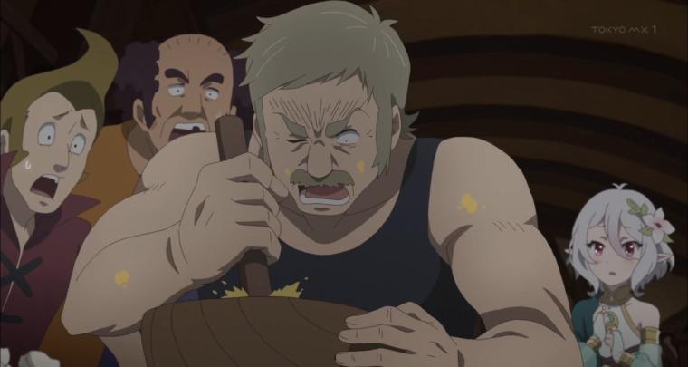 ミヤコに憑りつかれプリンを作り続けるコカトリス亭のマスター