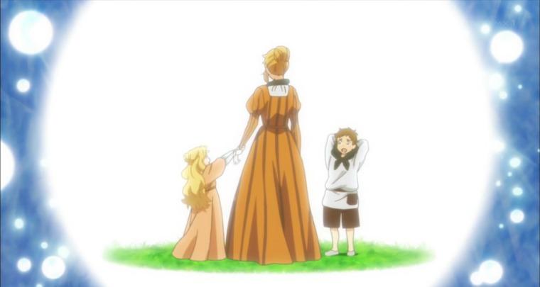 乳母のボーナとその子供のジモを家族のように思っていたカタリーナ